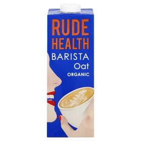 Barista Oat Drink - Organic 6x1lt