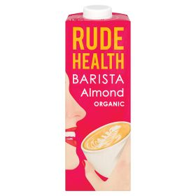 Barista Almond Drink - Organic 6x1lt