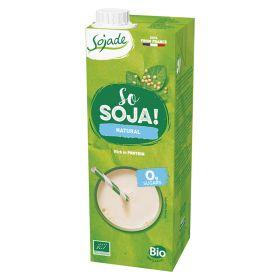 Soya Milk Unsweetened - Organic 8x1lt