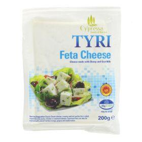 Feta Cheese - Greek 12x200g