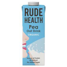 Pea and Oat Drink - Organic 6x1lt