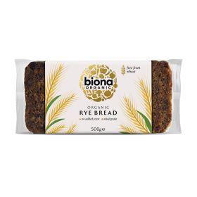 Rye Bread - Organic 6x500g