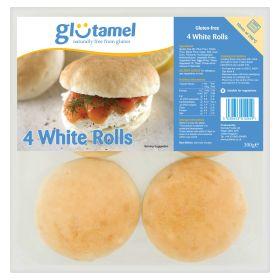 Part-Baked Rolls - Gluten Free 4x(4x75g)