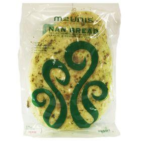 Garlic & Coriander Nan Bread 6x2