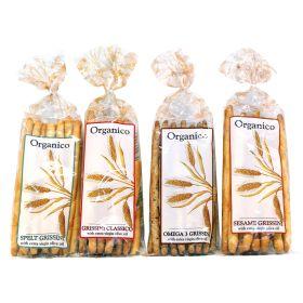 Classico Grissini Breadsticks - Organic 8x120g