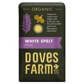 White Spelt Flour - Organic 5x1kg