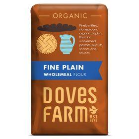 Fine Wholewheat flour - Organic SG 5x1kg