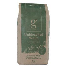 Strong White Flour SG - Organic 1x3kg
