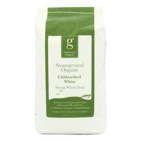 Strong White Flour SG - Organic 6x1.5kg