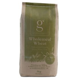 Strong Wholewheat Flour SG - Organic 1x3kg