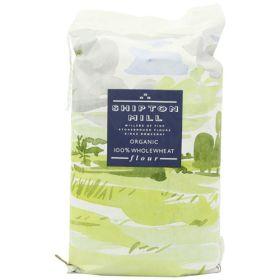 Strong Wholewheat Flour - Organic 5x2.5kg