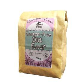 Gluten Free Oat Flour - Organic 6x500g