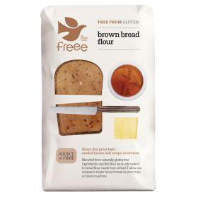 Gluten-Free Brown Bread Flour 5x1kg