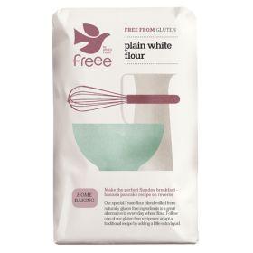 Gluten-Free Plain White Flour 5x1kg