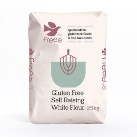 Gluten-Free Self Raising Flour 1x16kg