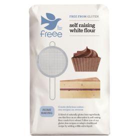 Gluten-Free White Self-Raising 5x1kg