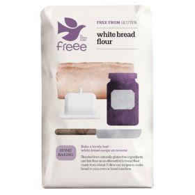 Gluten-Free White Bread Flour 5x1kg
