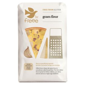 Gram (Chickpea) Flour 5x1kg