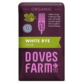White Rye Flour - Organic 5x1kg