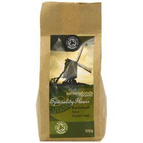 Buckwheat Flour - Organic 6x500g