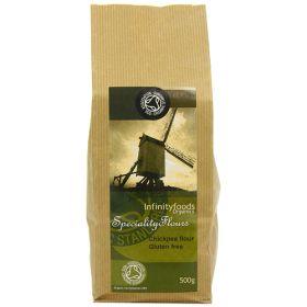 Gram (Chickpea) Flour - Organic 6x500g