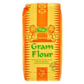 Gram (Chickpea) Flour 8x1kg