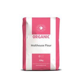 Malthouse flour - Organic - SG 1x25kg