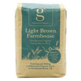 Farmhouse Flour SG - Organic 1x15kg