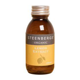 Lemon Extract - Organic 1x100ml