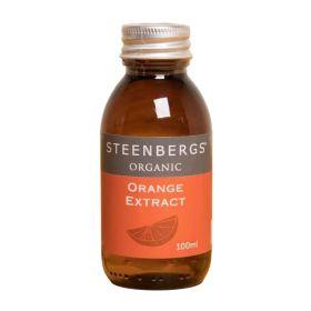 Orange Extract - Organic 1x100ml