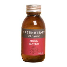 Rose Water - Organic 1x100ml