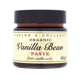 Vanilla Bean Paste - Organic 12x65g