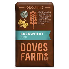 Buckwheat Flour Wholemeal - Organic 5x1kg
