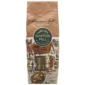 Wholemeal Spelt Flour - Organic 6x1kg