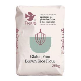 Brown Rice Flour 1x25kg