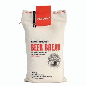 Chilli & Garlic Beer Bread Mix 10x450g