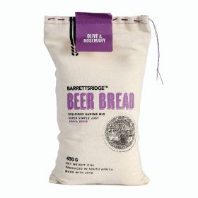 Olive & Rosemary Beer Bread Mix 10x450g