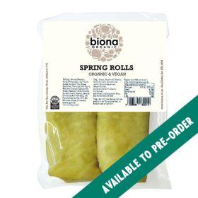 Spring Rolls - Organic 5x220g