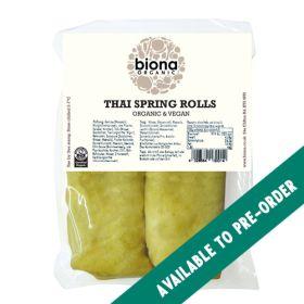 Thai Spring Rolls - Organic 5x225g