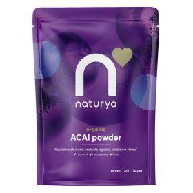 Acai Powder - Organic 1x125g