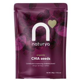 Chia Seeds - Organic 1x300g