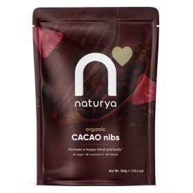 Cacao Nibs - Organic 1x300g