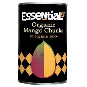 Mango Chunks in Juice- Organic 6x400g