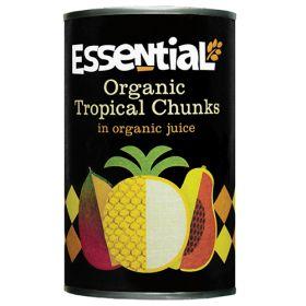 Tropical Fruit Cocktail - Organic 6x400g