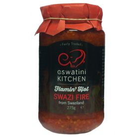 Swazi Fire Sauce 6x300g