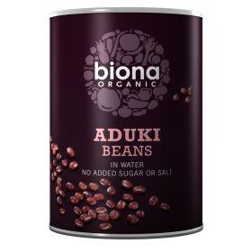 Aduki Beans - Organic 6x400g