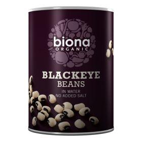Blackeye Beans - Organic 6x400g