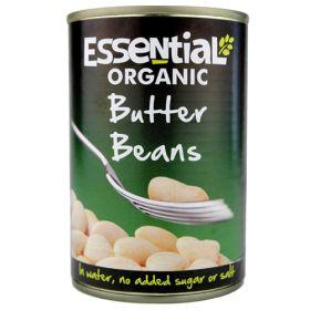 Butter Beans - Organic 6x400g