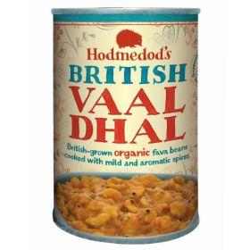Vaal Dhal (can) - Organic UK 12x400g