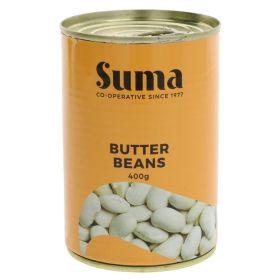 Butter Beans 12x400g